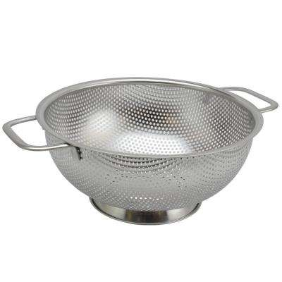 Deveron Stainless Steel Perforated Colander