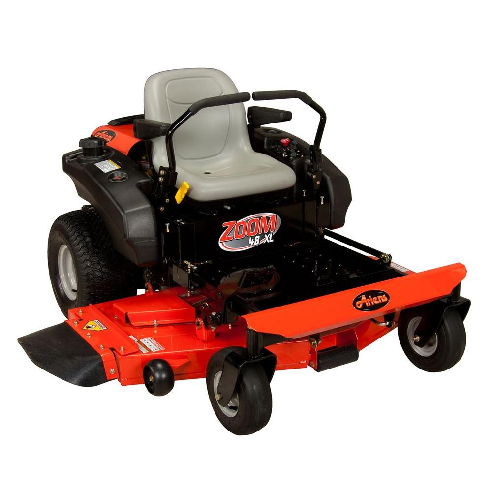 Ariens Zoom XL 48 in. 22 HP Kohler 7000 Series V-Twin ZT2800 Transaxles Zero-Turn Riding Mower