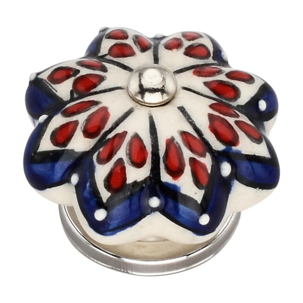Mascot Hardware Austin 1.69 In. Ceramic Cabinet Knob