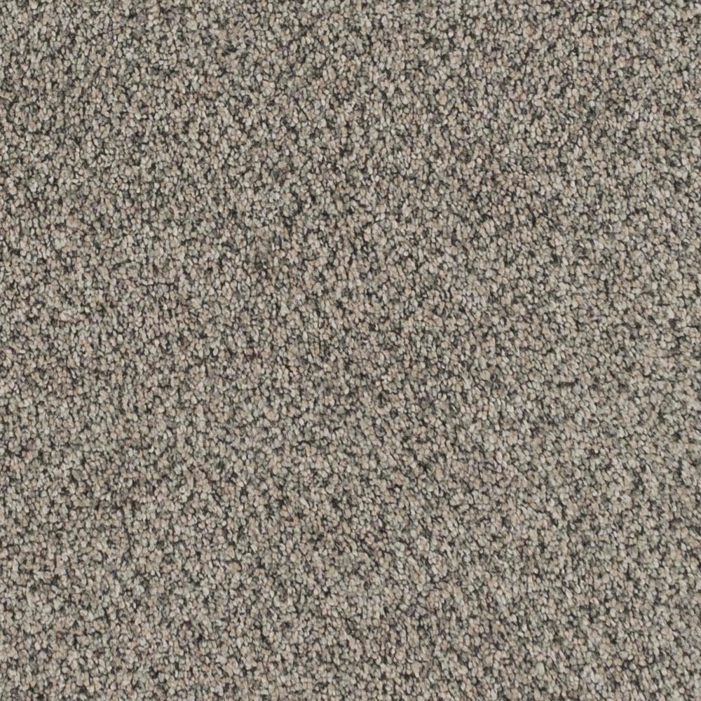 Serendipity II - Color Honey Cream Texture 12 ft. Carpet