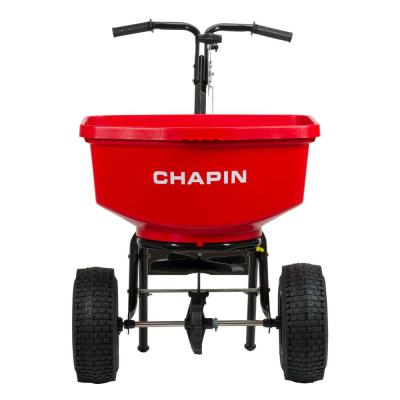 100 lbs. Contractor Turf Spreader