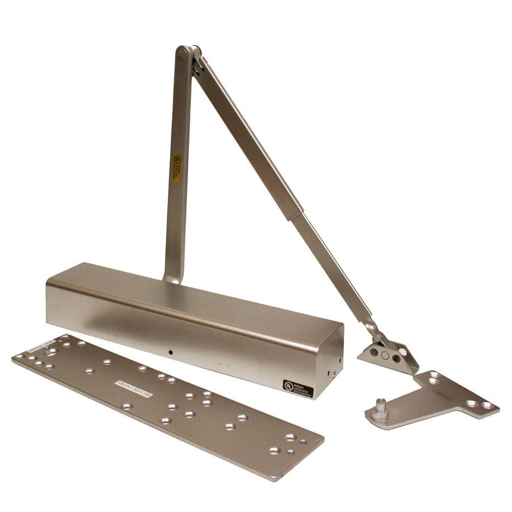Universal Hardware Heavy-Duty All-in-One Aluminum Commercial Door Closer  sc 1 st  The Home Depot : door closers - pezcame.com