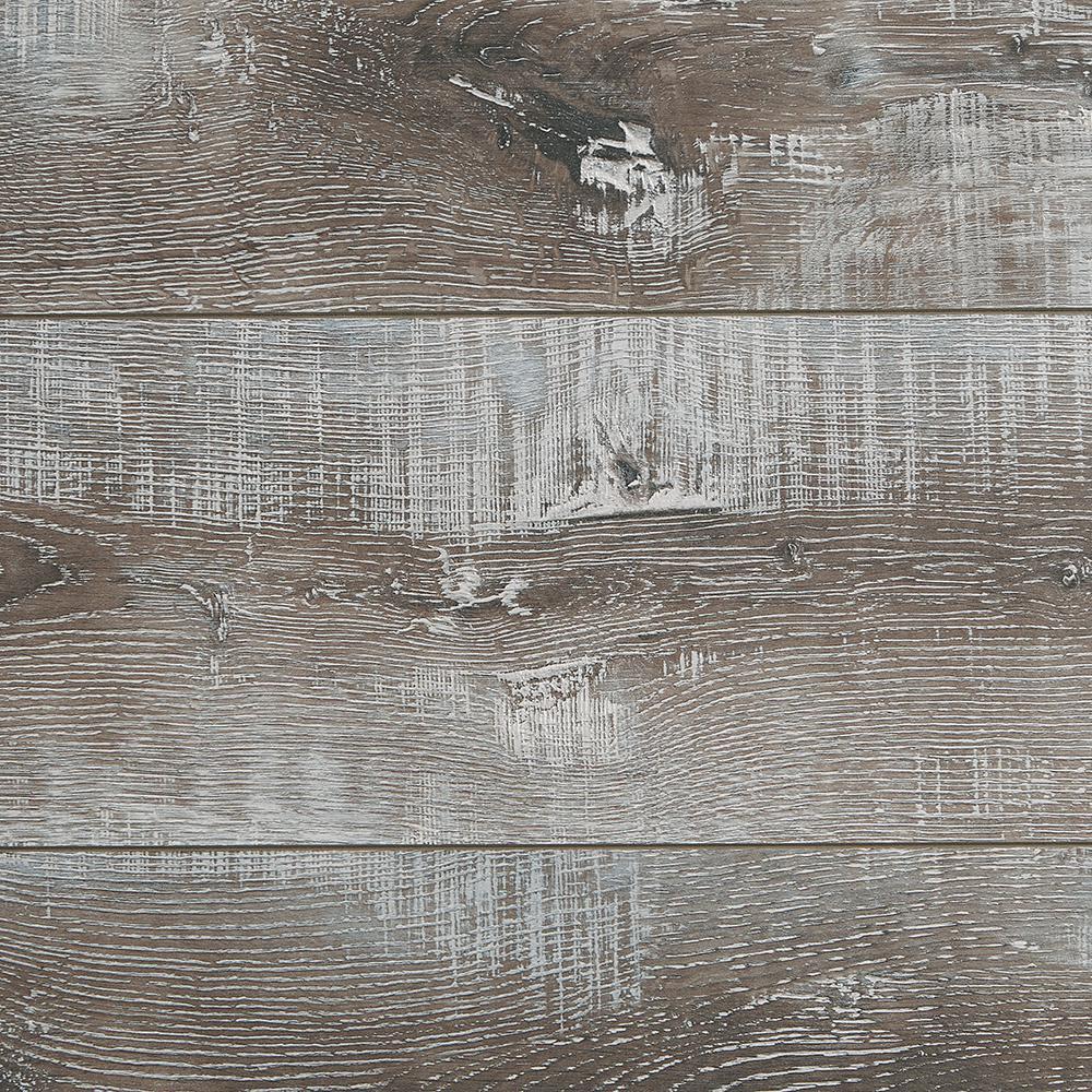 Take Home Sample - Barton Oak Laminate Flooring - 5 in. x 7 in.