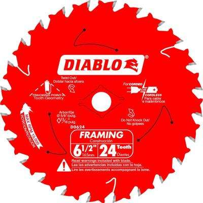 Circular Saw Blade Vinyl Panneling Cutting Tool Panel Cutter Steel 6-1//2 In 90T