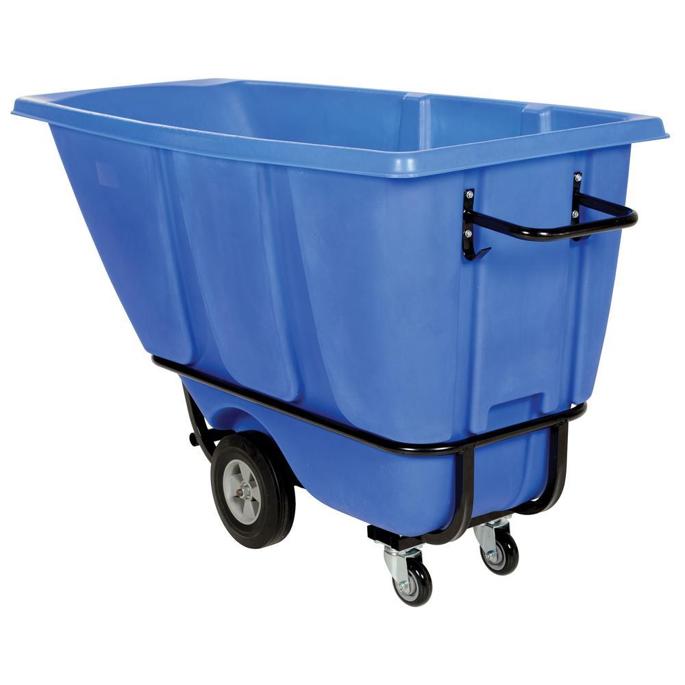 1/2 cu. yds. Heavy Duty Tilt Truck - Blue