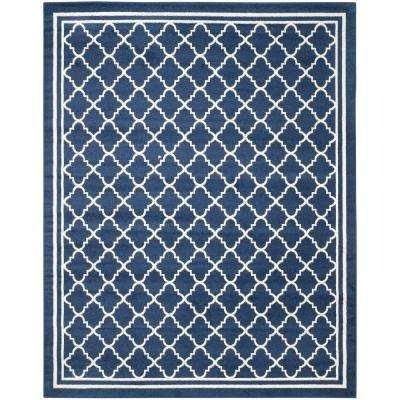 Blue 10 X 14 Outdoor Rugs Rugs The Home Depot