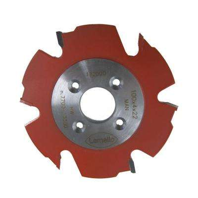 6-Teeth Carbide Cutter Blade for Top 20 Machine