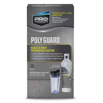 1.5 lbs. Poly Guard Crystal System Cleaner (4-Pack)