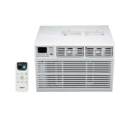 Energy Star 22,000 BTU 230-Volt Window Air Conditioner with Dehumidifier and Remote