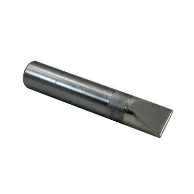1-1/8 in. x 5-7/8 in. Chisel Style Soldering Iron Tip