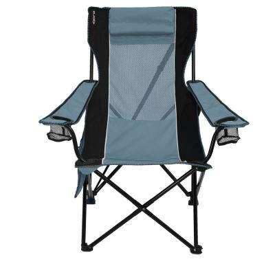 Hallett Peak Gray Sling Chair