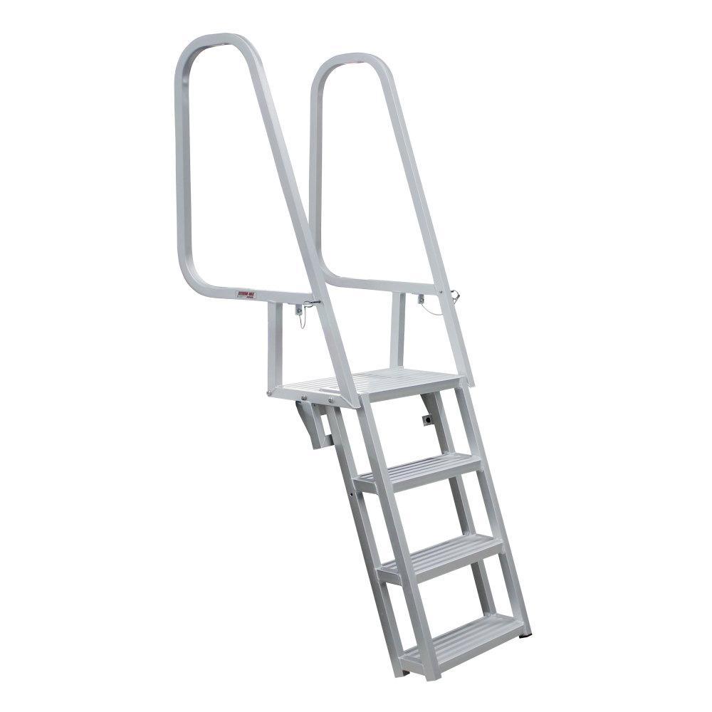 4 Step Extreme Max Flip-Up Dock Ladder