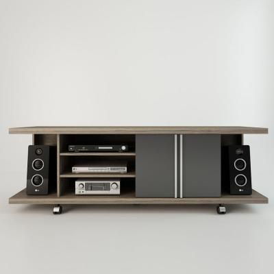 Carnegie Nature and Onyx TV Stand