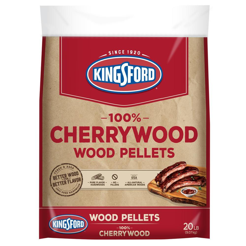20 lbs. Cherrywood Wood Grilling Pellets