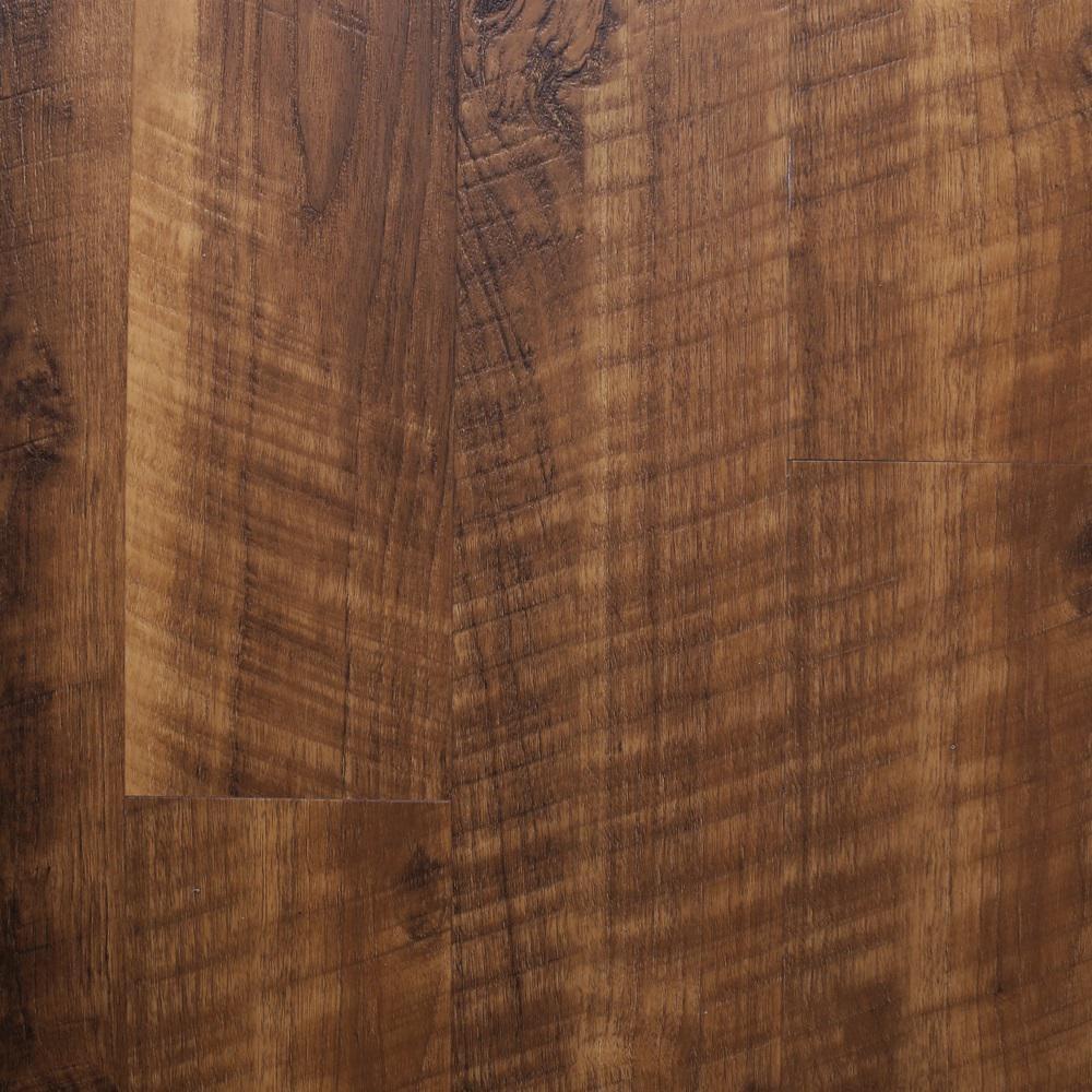 Zion 5.83 in. x 48 in. Engineered WPC Vinyl Plank Flooring (17.48 sq. ft. / case)