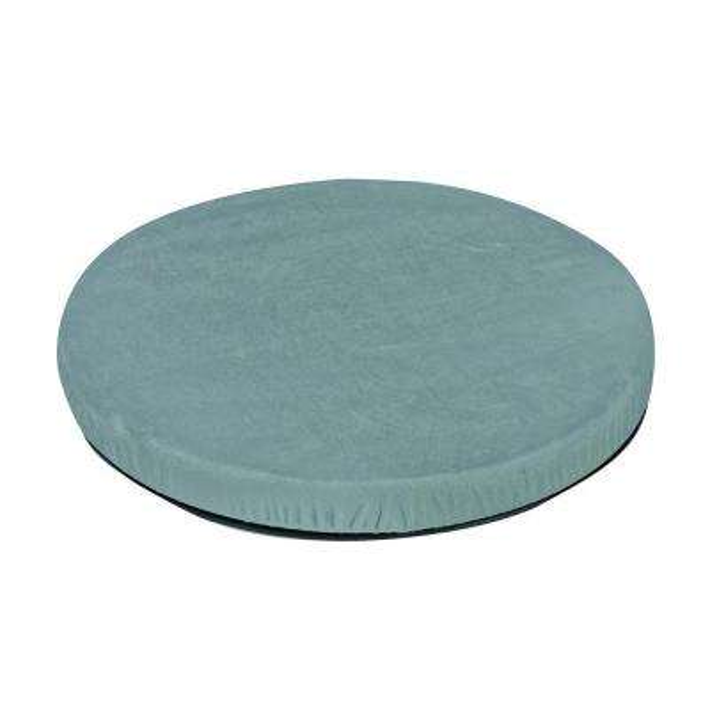 Deluxe Swivel Seat Cushion in Gray