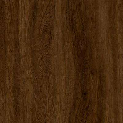 Shadow Hickory 7.1 in. x 47.6 in. Luxury Vinyl Plank Flooring (18.73 sq. ft. / case)