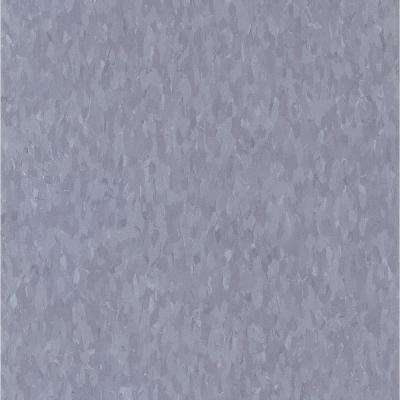 Take Home Sample - Imperial Texture VCT Blueberry Standard Excelon Commercial Vinyl Tile - 6 in. x 6 in.
