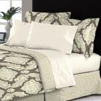 Morgan Home East Thornton 8-Piece Thornton King Bed in a Bag Set