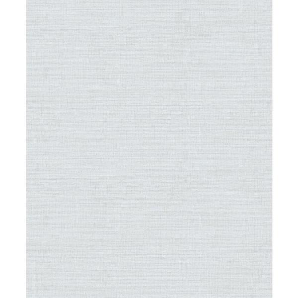 Advantage 57.8 sq. ft. Ashleigh Neutral Linen Texture Wallpaper 2812-AR40108