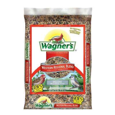 8 lb. Western Regional Blend Wild Bird Food