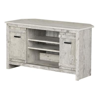Exhibit Seaside Pine TV Stand up to 42 in.