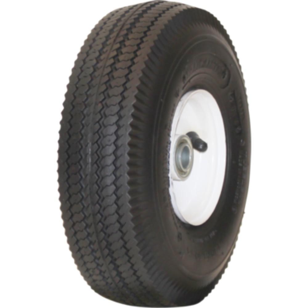 2 Tires Trac Gard N777 Straight Rib 15X6.00-6 B//4PR