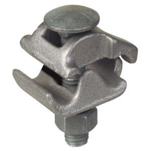 500 A 3//0 Steel Ground Clamps 36 Pack