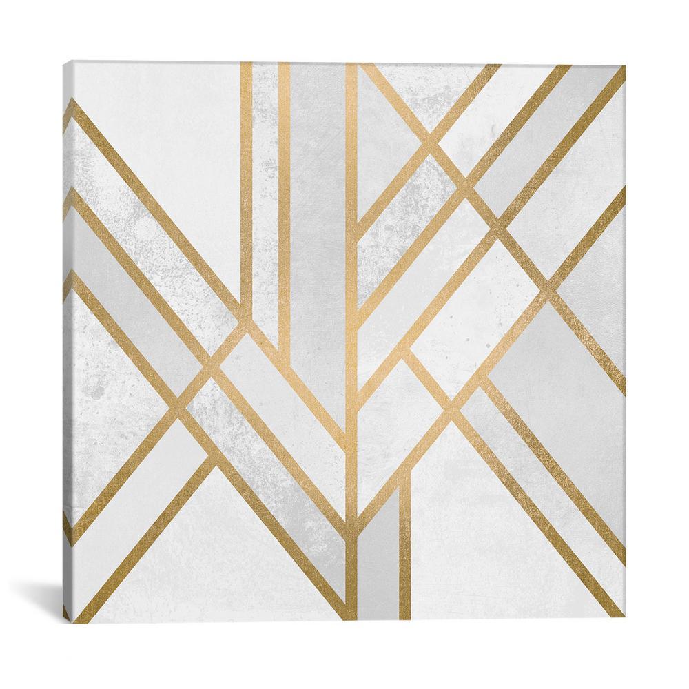 Art Deco Geometry II by Elisabeth Fredriksson Wall Art