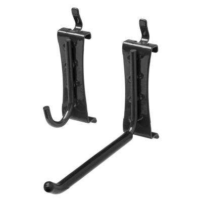 J and L Garage Hooks for GearTrack or GearWall (8-Pack)