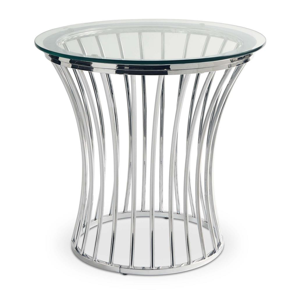 3a30a125f4 Picket House Furnishings Astoria Metal End Table CEM100ETE - The ...