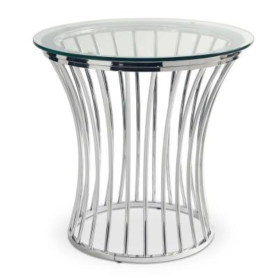 Astoria Metal End Table