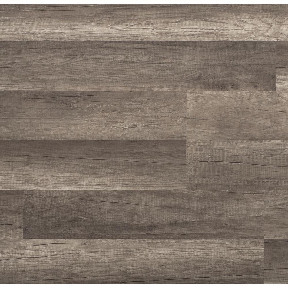 Grey Oak 7mm Thick X 803 In W 4764 L Laminate Flooring Pallet 78903 Sq Ft