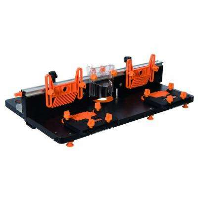 Router Table Module for Use with WorkCentre