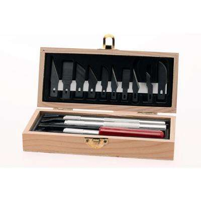Deluxe Precision Knife Set