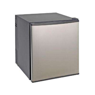 1.7 cu. ft. Superconductor Mini Fridge in Stainless Steel