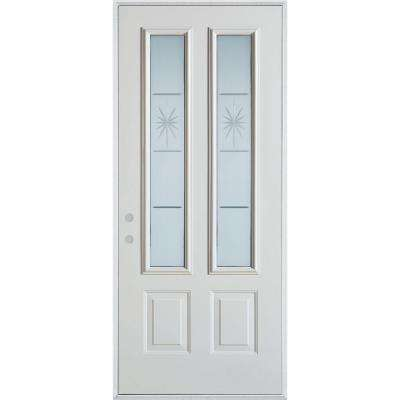 36 ...  sc 1 st  The Home Depot & 36 x 80 - Right-Hand/Inswing - Stanley Doors - Doors With Glass ... pezcame.com