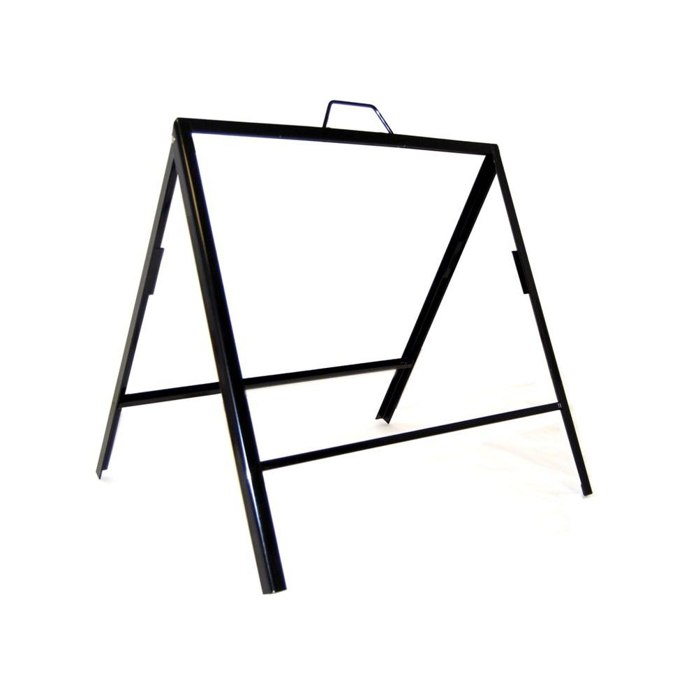 Lynch Sign Slide-in Tent Frame for Signs-A-AF1824b - The Home Depot