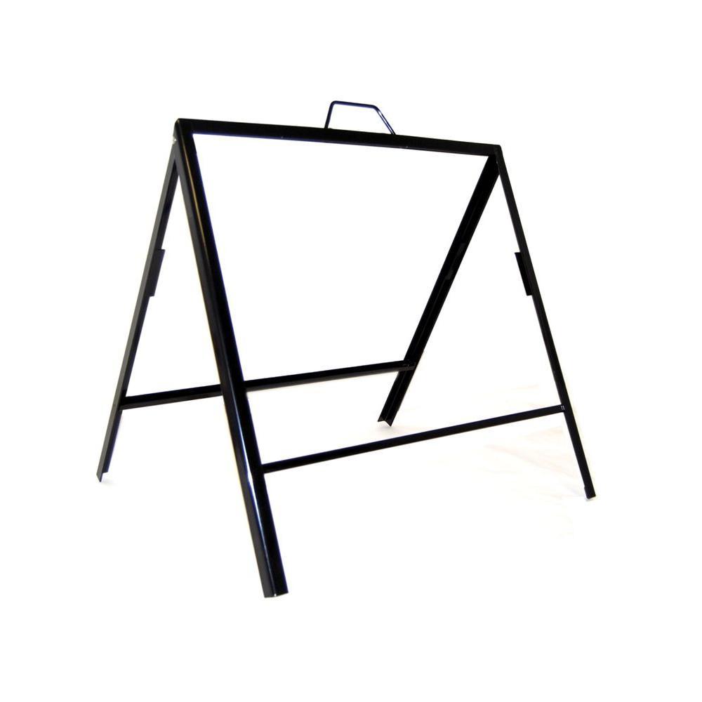 Slide-in Tent Frame for Signs