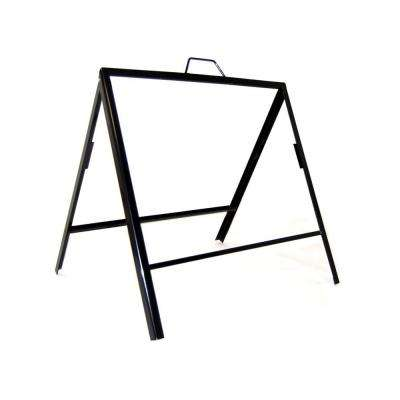 Slide-in Tent Frame for Signs