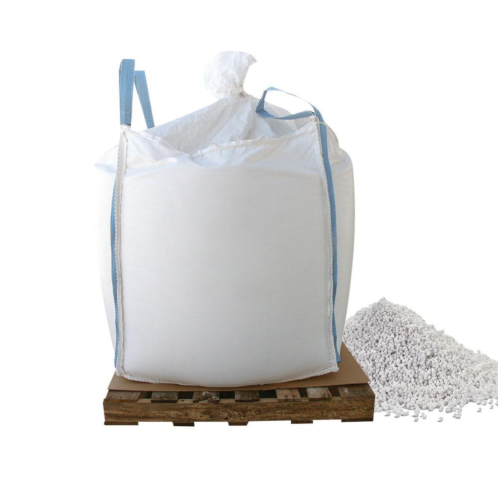 2000 lb. Skidded Supersack of Calcium Chloride Pellets