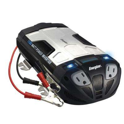 1100-Watt 12-Volt Power Inverter