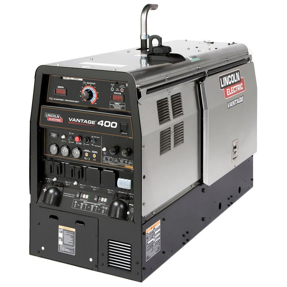 null Vantage 400 Kubota Flex Diesel EPA Tier 4i Stick Welder/Generator
