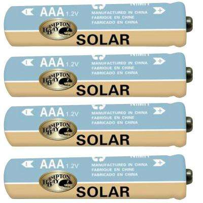 Landscape AAA Ni-Mh Rechargeable Battery (4-Pack)