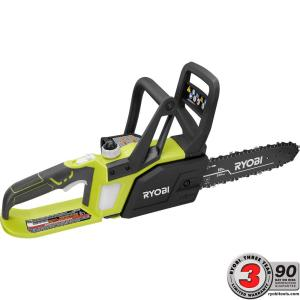 Ryobi ONE+ 10 inch 18-Volt Lithium-Ion Cordless Chainsaw - Battery and Charger Not Included by Ryobi