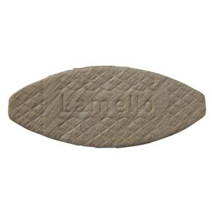 Lamello #20 Beech Wood Biscuits and Plates (700-Pieces) by Lamello