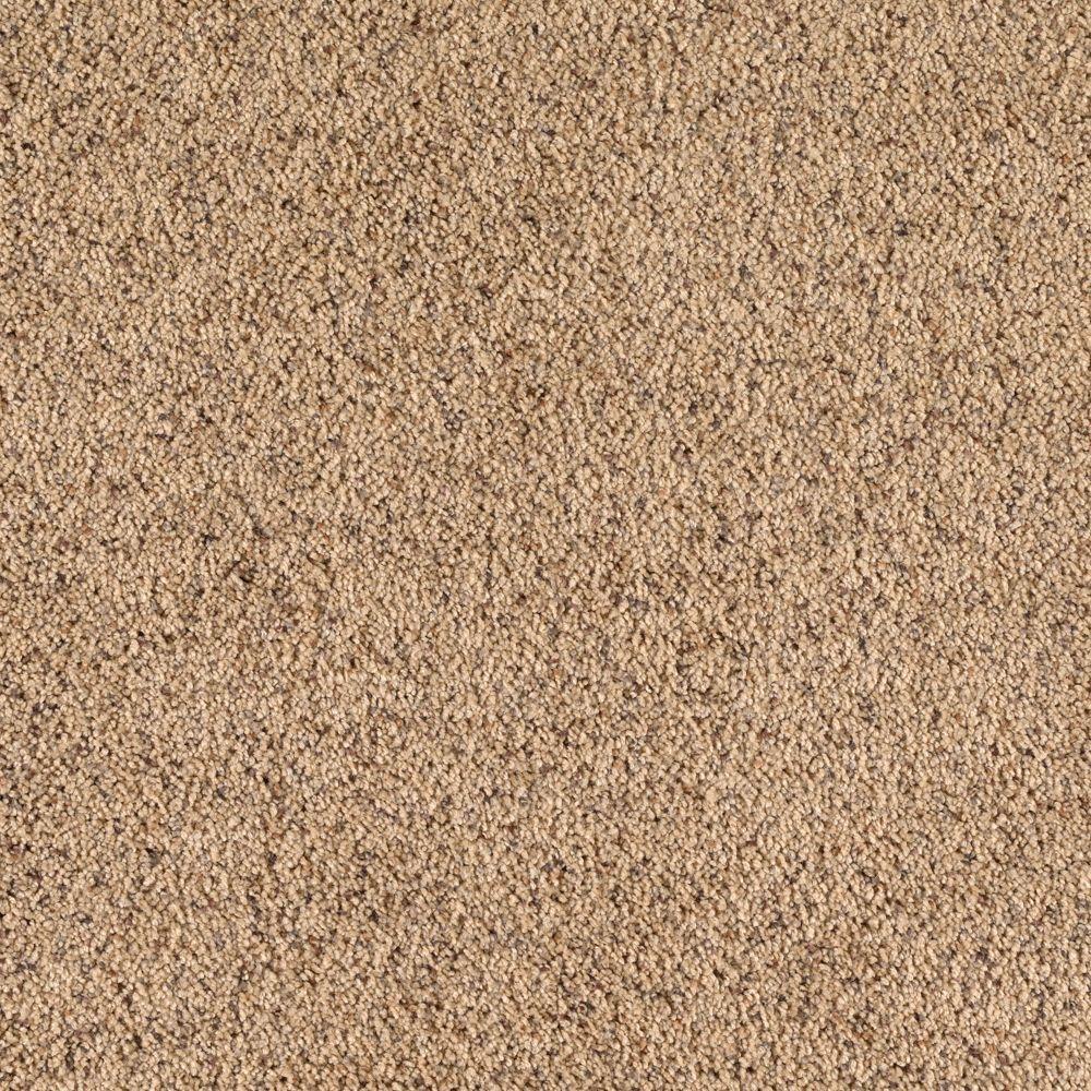 SoftSpring Lush II - Color Granola 12 ft. Carpet