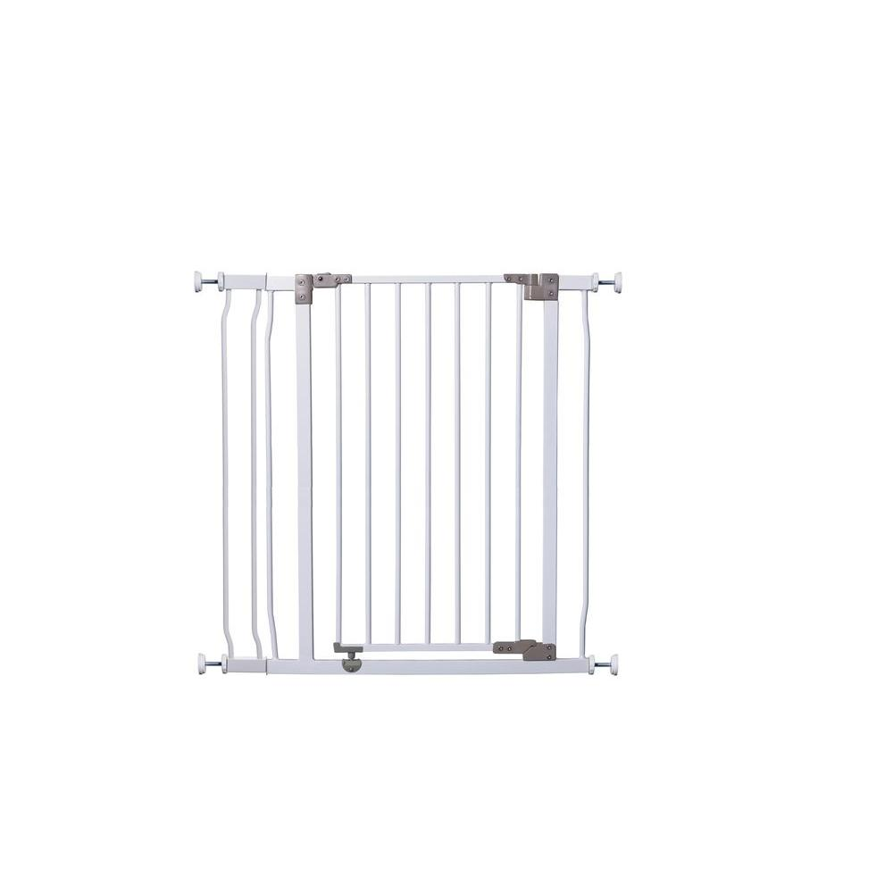 36.5 in. H Liberty Extra Tall Auto-Close Security Gate with 3.5