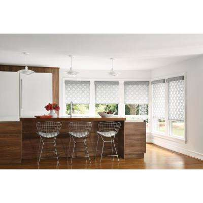 Installed Hunter Douglas Designer Roller Shades
