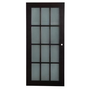 W Bathroom Storage Wall Cabinet In Espresso